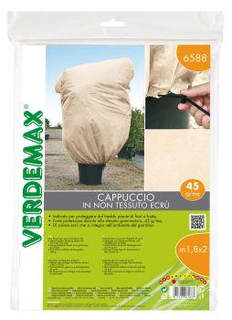 Ochranná textília - návlek na rastliny - 45g/m2, béžová, 1,8 x 2,0 m