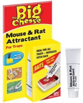 Netoxická návnada (atraktant) na myší a potkanov - STV