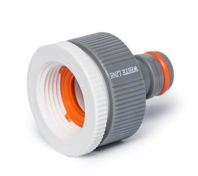 Konektor / adaptér na kohútik - WHITE LINE - 1