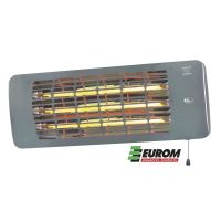 Halogénový žiarič - EUROM Q-time 2001 - 2KW- V-GARDEN