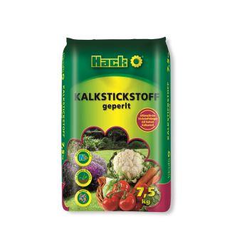 Hnojivo granulov. - HACK - dusičnan vápenatý (amónny) 19 % - 7,5 kg