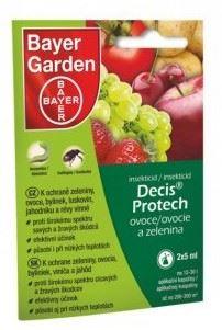 Insekticíd - DECIS PROTECH na ovocie a zeleninu - 30 ml