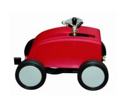 """Vodný traktor"" IRRITROL WT118 s dostrekom 28-36 m, tlak 3-7 bar, rýchlosť 10-20 m/h"