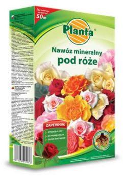 Hnojivo granulov. - PLANTA - ruže - 1,0 kg