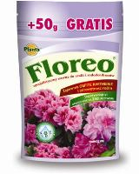 Hnojivo kryštalické - PLANTA - Floreo - Rododendrony a azalky - 250 g + 50 g ZDARMA