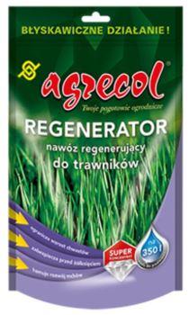 Kryštalické vodorozpustné hnojivo 350 g-regenerátor trávnika- AGRECOL