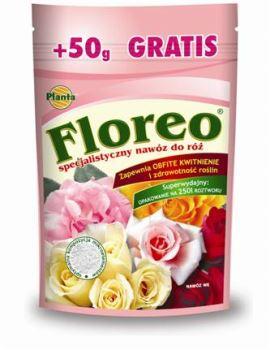 Hnojivo kryštalické - PLANTA - Floreo - Ruže - 250 g + 50 g ZDARMA