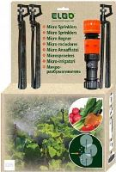 Zavlažovací set - ELGO Micro Sprinklers Set ALL IN ONE