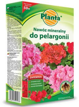 Hnojivo granulov. - PLANTA - pelargónie - 1,0 kg