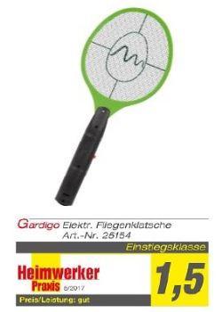 Hubič - hmyzu - GARDIGO - Electronic Fly Swatter